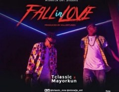 T Classic - Fall In Love ft. Mayorkun